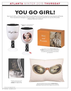 Gifts and Decorative Accessories - January 2015